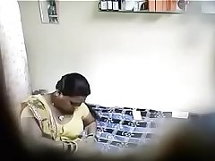 Indian Doctor With Indian Bhabhi sex in clinic